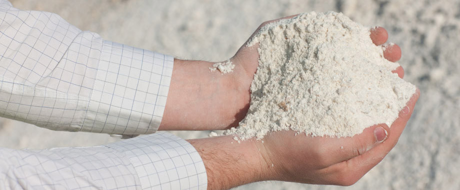 White Quarry Sand