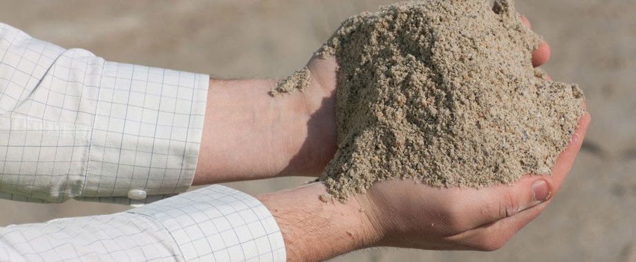 Quarry Sand