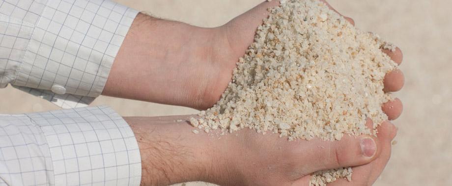 Poultry Grit/Sand Blend